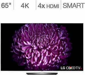 "LG 65"" Class 4K Ultra HD OLED TV"