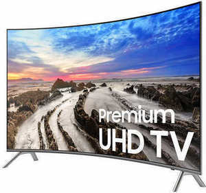 "Samsung 65"" Class Curved 4K Ultra HD LED LCD TV (11/5-11/27)"