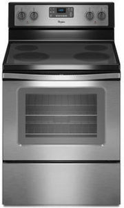 Whirlpool 6.4 Cu. Ft. Free-Standing Electric Range