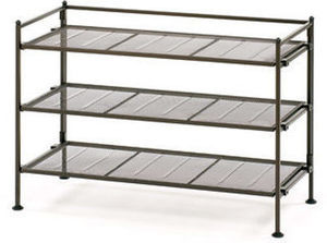 Berkley Jensen Heavy Duty 3-Tier Utility and Shoe Rack