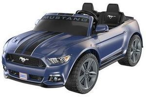 Power Wheels Ford Mustang 12-Volt Ride-On
