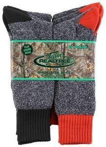 Realtree Men's 6pk Socks