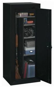 Stack-On 18-Gun Convertible Cabinet
