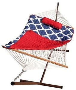 Rope Hammock w/ Stand