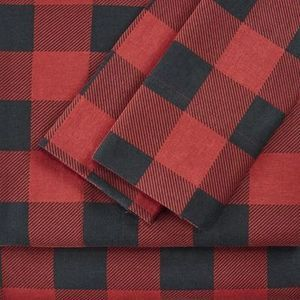 Northcrest Flannel or Fleece Sheet Set