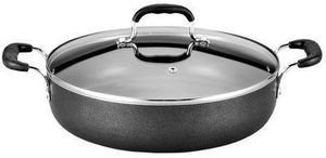 T-Fal Everyday Pan With Lid & Handles