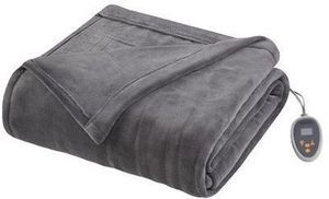 Beautyrest Luxury Plush Heated Blanket