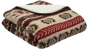 Northcrest Super Soft Sherpa Throw