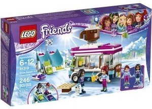 LEGO Friends Snow Resort Hot Chocolate Truck