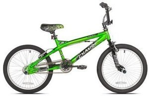 "20"" Chaos Freestyle Bike"