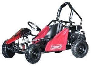 Coleman Powersport 100cc Gas Powered Go-Cart