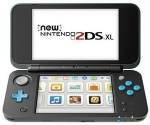 New Nintendo 2DS XL System