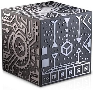 VR Merge Holo Cube