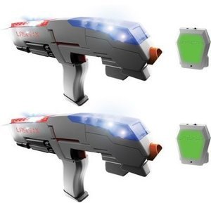 Laser X Indoor or Outdoor 2-Player Laser Gaming Set