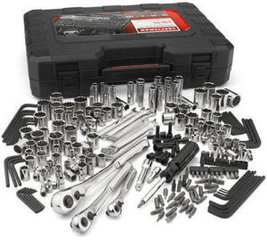 Craftsman 230 piece Inch and Metric Mechanic's Tool Set