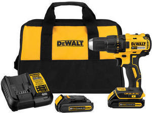 DeWalt  Max Compact Brushless Drill/Driver