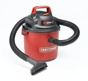 Craftsman Portable 2.5-gal Wet/Dry Vac