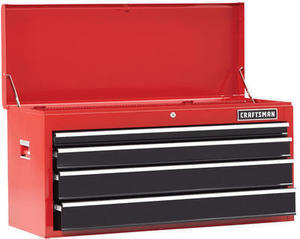 Craftsman 41-in 12-Drawer Ball-Bearing Tool Storage Combo