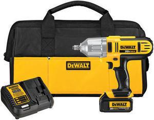 """DeWalt 20V Max 1/2"""" Hog Rig Impact Wrench"""