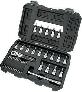 Craftsman Extreme Grip 45-Piece Socket & Bit Set