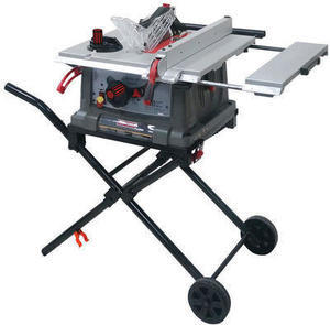 "Craftsman 10"" Portable Table Saw"