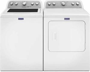 Maytag  4.3 cu. ft. Bravos Top Load Washer + 7.0 cu.ft. Electric Dryer