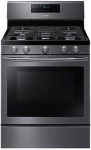 Samsung Gas Range with Convection