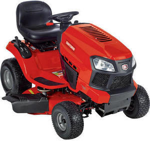 "Craftsman 42"" 19 HP Briggs & Stratton Hydrostatic TurnTight® Riding Mower"