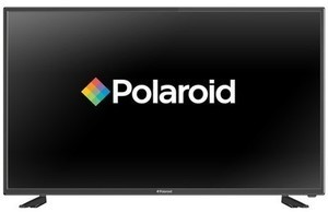 "Polaroid 43"" 4K Ultra HDTV w/ Google Cast"