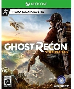 Tom Clancy's Ghost Recon Wildlands - (Xbox One)