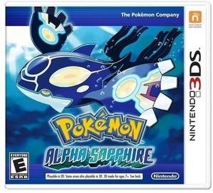 Pokmon: Alpha Sapphire - Nintendo 3DS