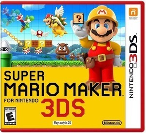 Super Mario Maker - (3DS)