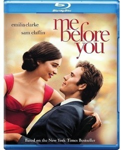 Me Before You (Blu-ray + Digital)