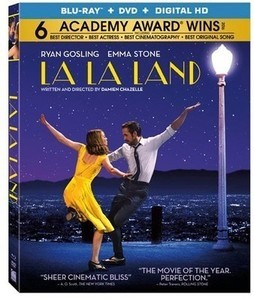 La La Land (Blu-ray + DVD + Digital)