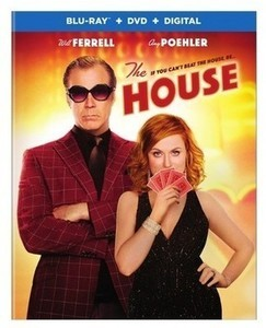 The House (Blu-ray + DVD + Digital)