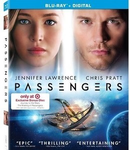 Passengers (2016) - (Blu-ray + Digital)