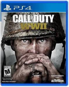 Call Of Duty WWII - XB1 & PS4