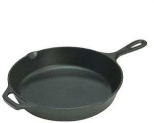 Lodge Cast Iron 10.25 Inch Skillet