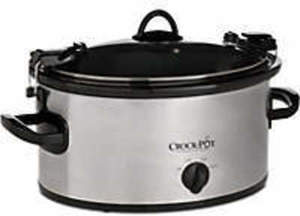 Crockpot 4Qt Cook & Carry Slow Cooker After Rebate