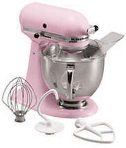 Kitchenaid 5.0-QT Artisan Mixer