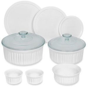 Corningware 10-pc Bakeware Set