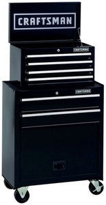 craftsman 6-Drawer Tool Center