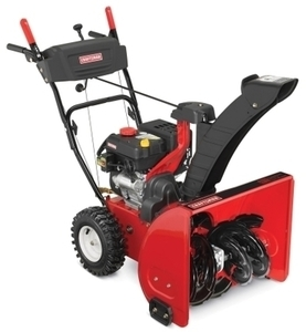 Craftsman 24in. Two Stage Snow Thrower w/ Card