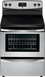 Kenmore 4.9 Cu. Ft. Electric Freestanding Range