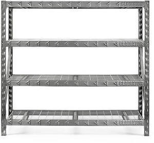 Gladiator Premium Welded Steel Rack Shelving Unit