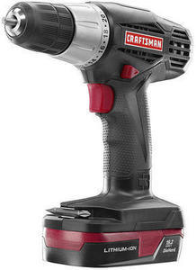 Craftsman C3 19.2-Volt Lithium-Ion Drill/Driver Kit