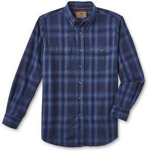 Outdoor Life Men's Flannel Shirt