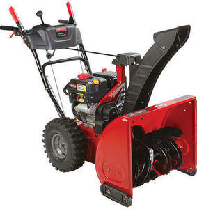 "Craftsman 88640 24"" 208cc Dual Stage Zero-Turn Snowblower"