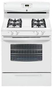 Kenmore 4.2 cu. ft. Gas Range w/ Broil & Serve Drawer