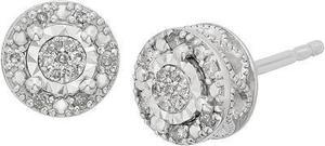 1/10 ct tw Diamond Stud Earrings w/ Purchase